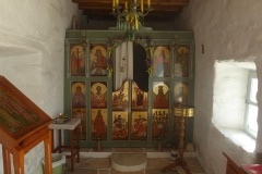 the temple in Panagia To Toso Nero
