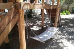 tree house hammock